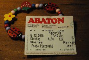 """Astrid Lindgren - Kinoticket für den Film """"Astrid"""" im Abaton Hamburg"""